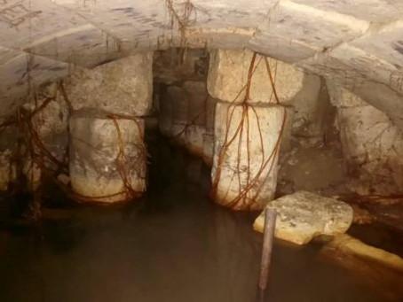 2 bin yıllık Roma çeşmesinde yeni bir yapı bulundu
