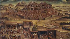 Peygamber Efendimiz (sas)'in Büyük Dedesi Haşim Ankara'ya Kadar Gelmişti