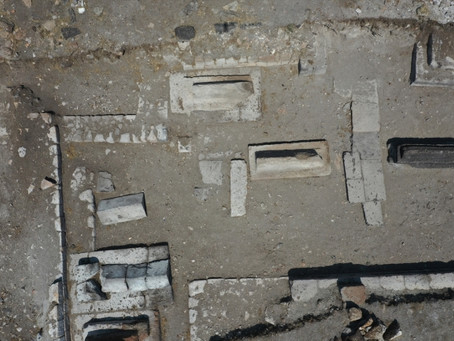 Ani Örenyeri'nde yeni kazılar: Selçuklu kümbeti ve mezarlığı bulundu