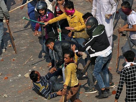 Hindu Terörü, Virüsü Aratıyor!