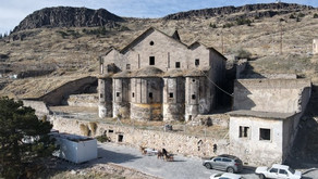 Tarihi Meryem Ana Kilisesi restore ediliyor