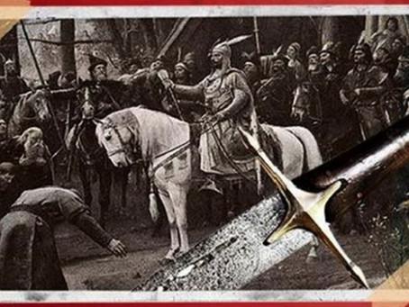 Osmanlı Devleti'ne ait en eski eser: Mihalgazi'nin kılıcı