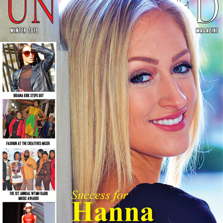 New Issue Release with Hanna Tumbusch