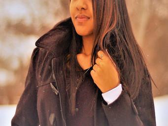 Canadian Model Emerges named Ola El Safi.