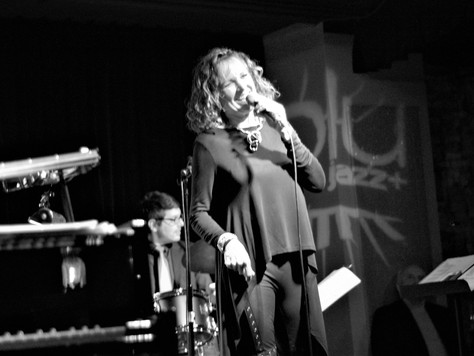 The Vocalist named - Helen Welch