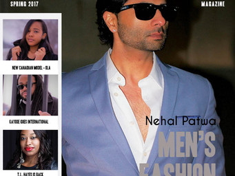 Spring 2017 with Nehal Patwa.