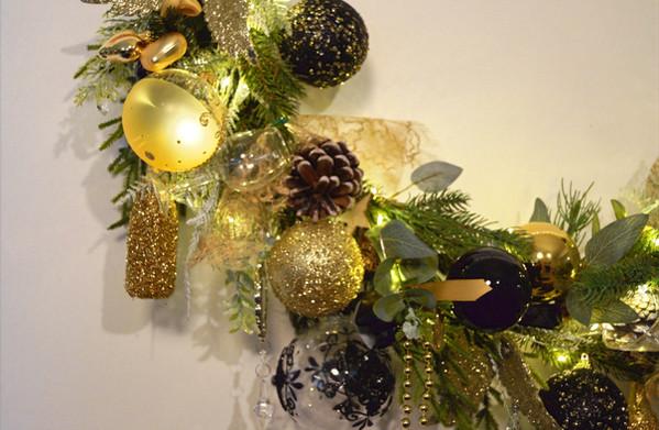 kersthoepel burlesque detail