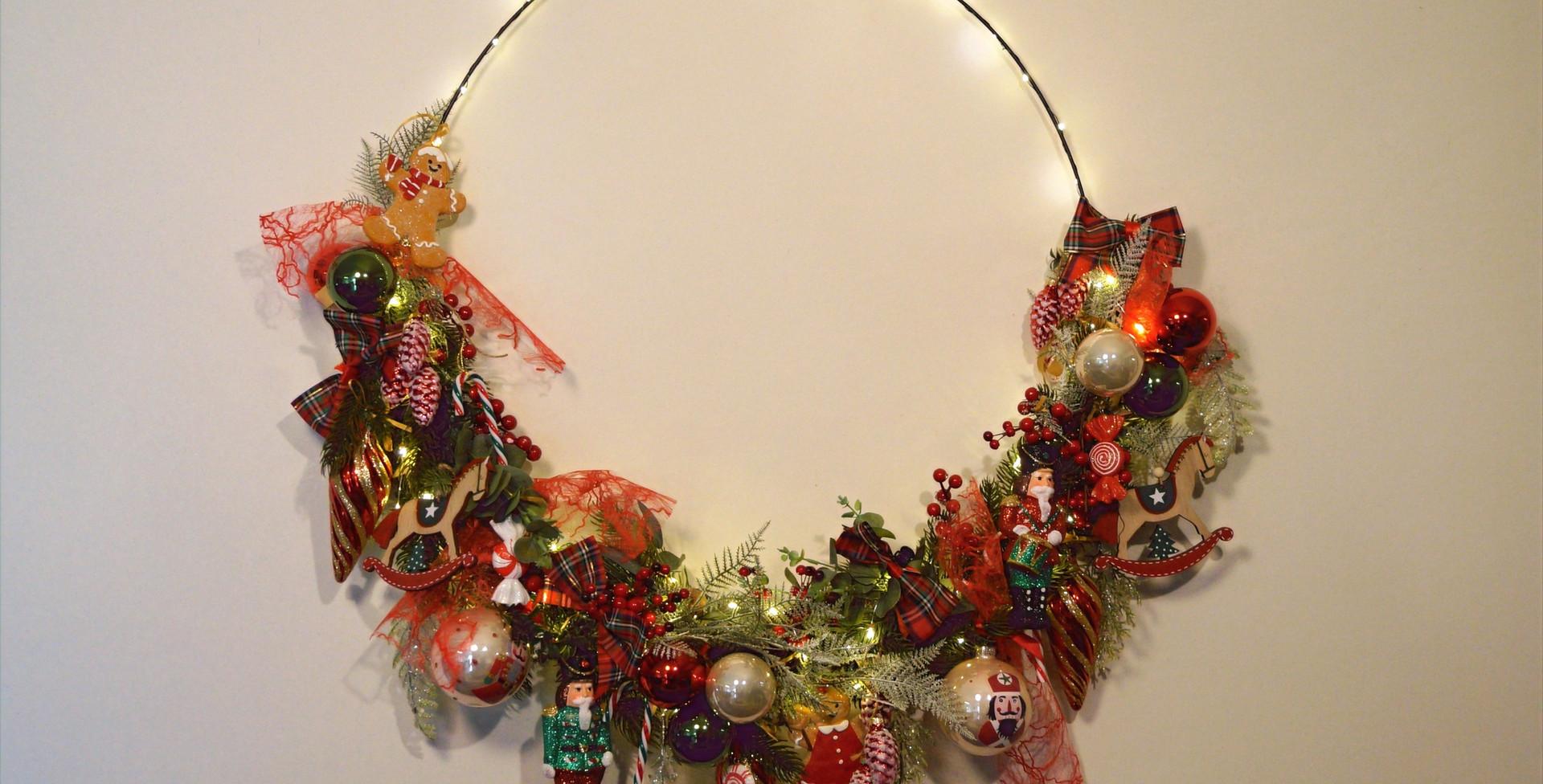 kersthoepel old school christmass