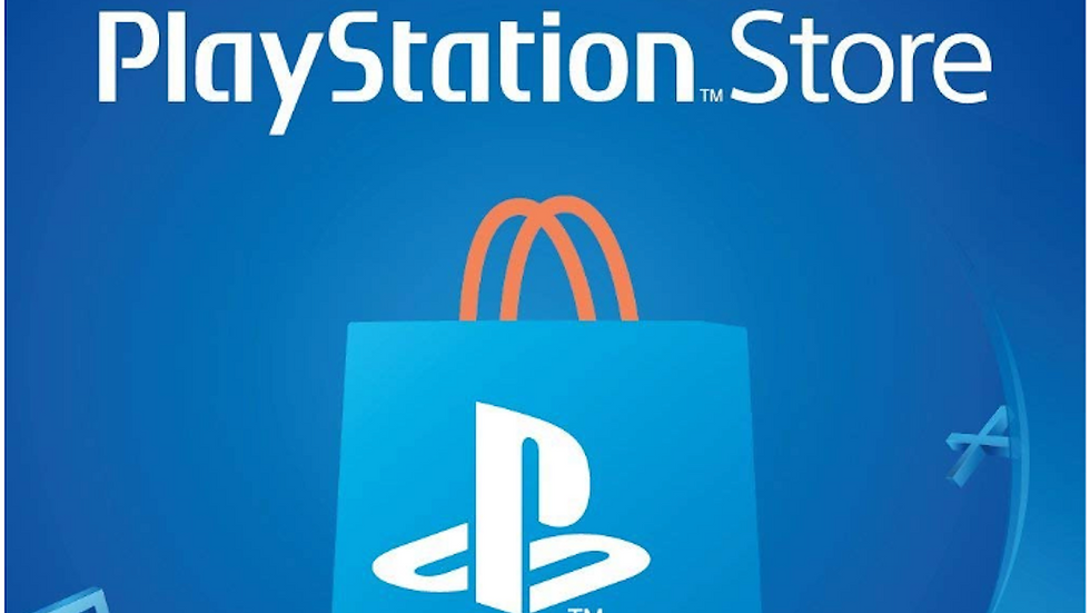 $10 Play Station Network GiftCard