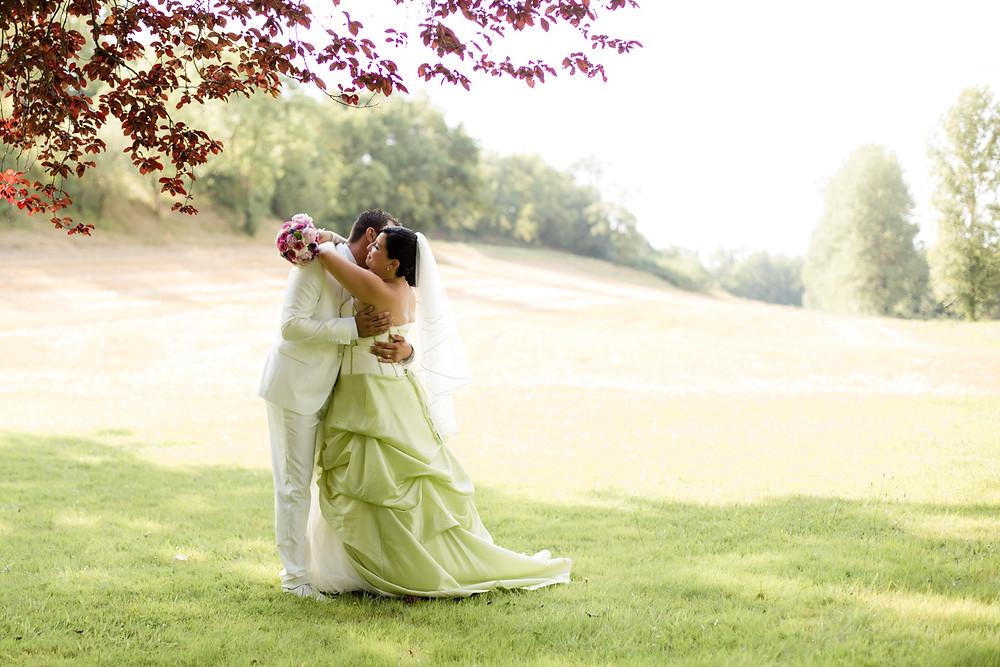mariage champêtre à Gaillac, Tarn, les moments d'où - photographie