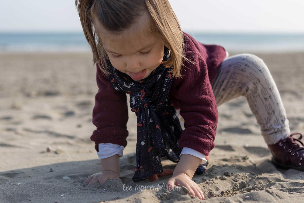 les moments d'où photographe enfant herault