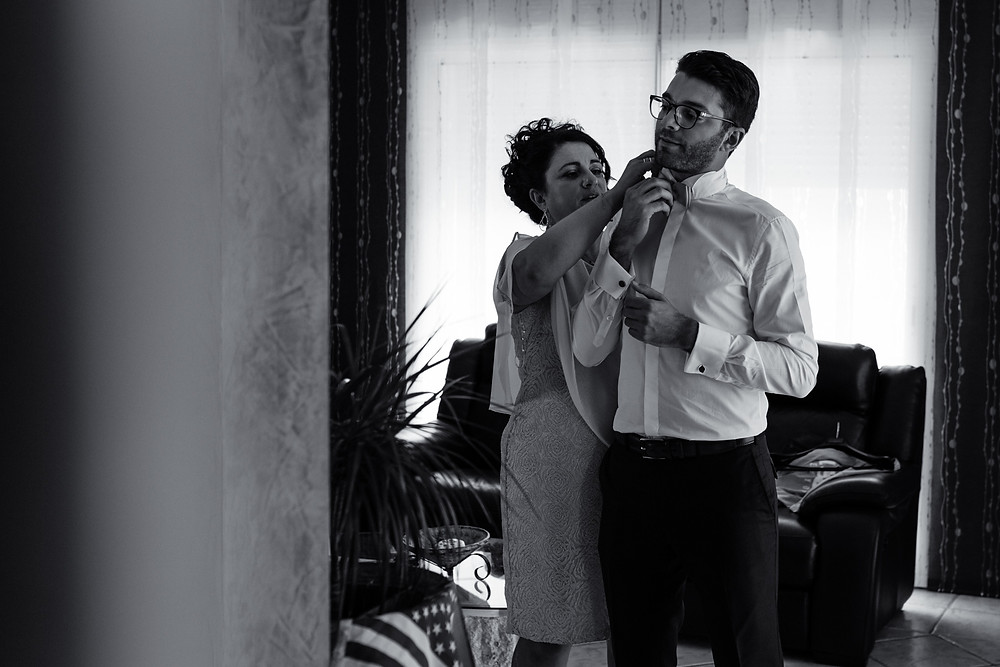 preparatifs mariage orthodoxe en arles mas des thyms - les moments d ou