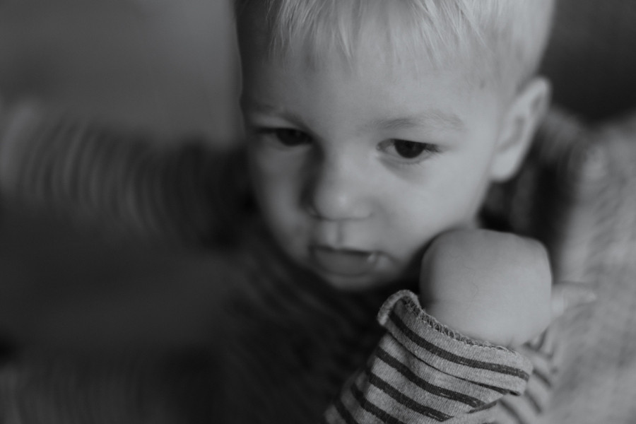 seance photo en Camargue bebe 1 an