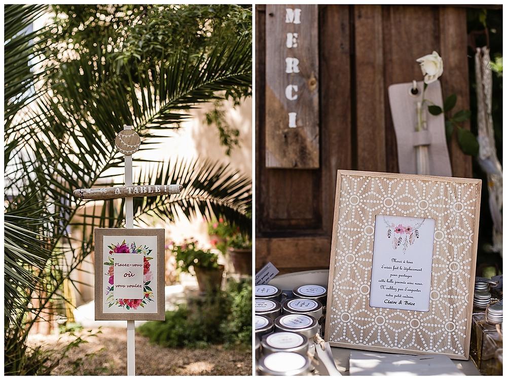 les moments d ou - clos herminier decoration - photographe mariage montpellier camargue