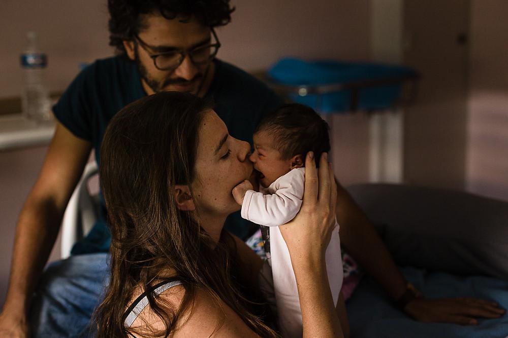 les moments d'où seance naissance maternite montpellier