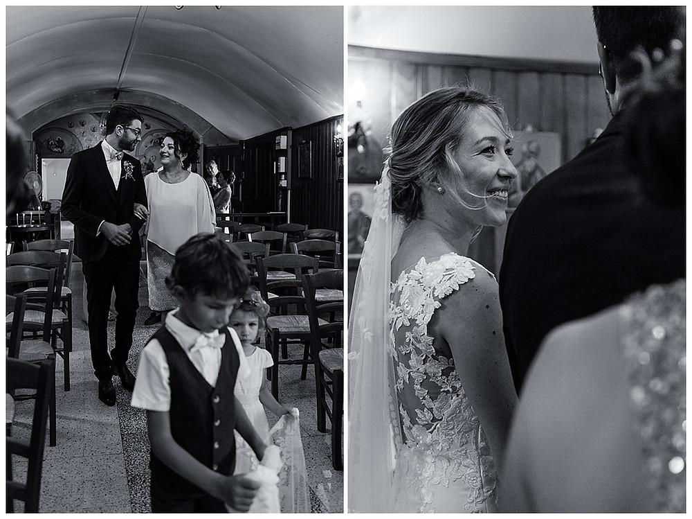 ceremonie mariage orthodoxe en arles mas des thyms - les moments d ou