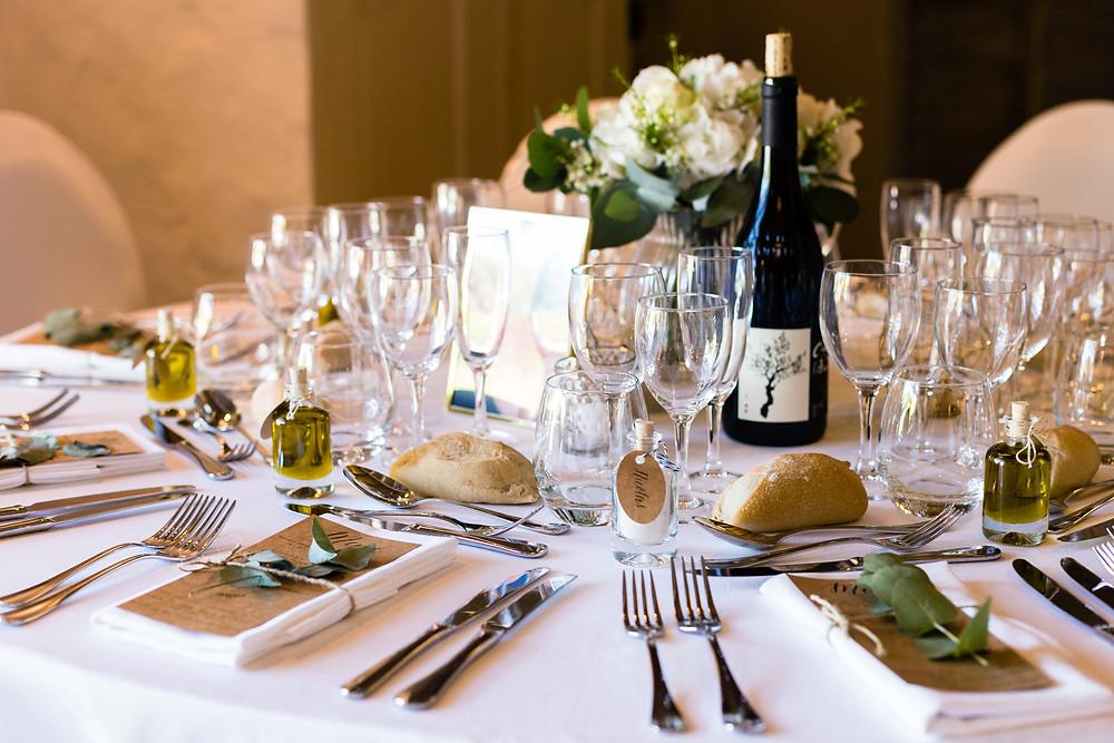 details table mariage orthodoxe en arles mas des thyms - les moments d ou