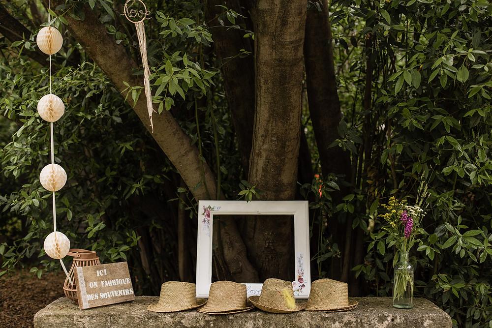 les moments d ou - clos herminier détails decoration - photographe mariage montpellier camargue