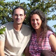 Brice Audion et Nora Clairmont