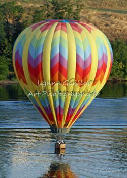 Ballooning-Snake River Style