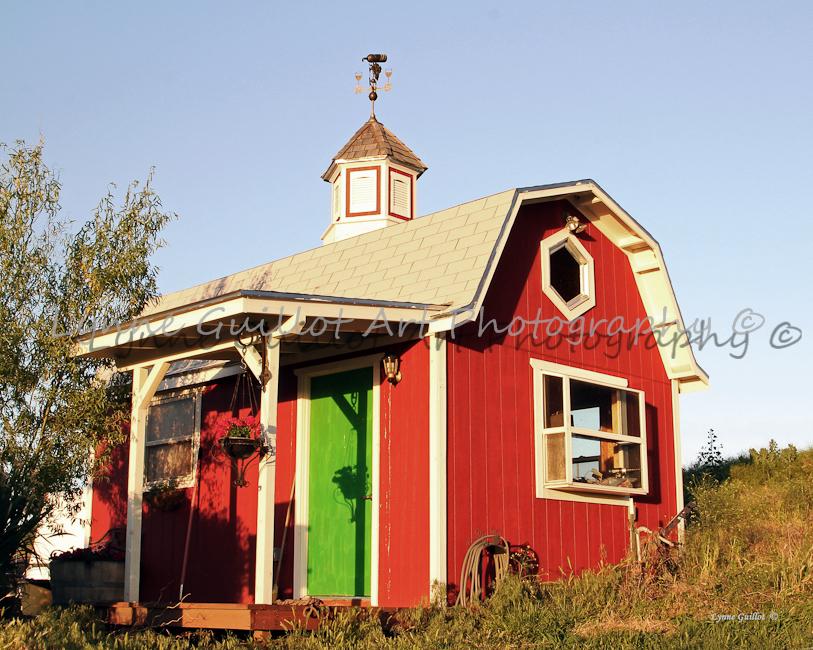 The Vineyard Barn