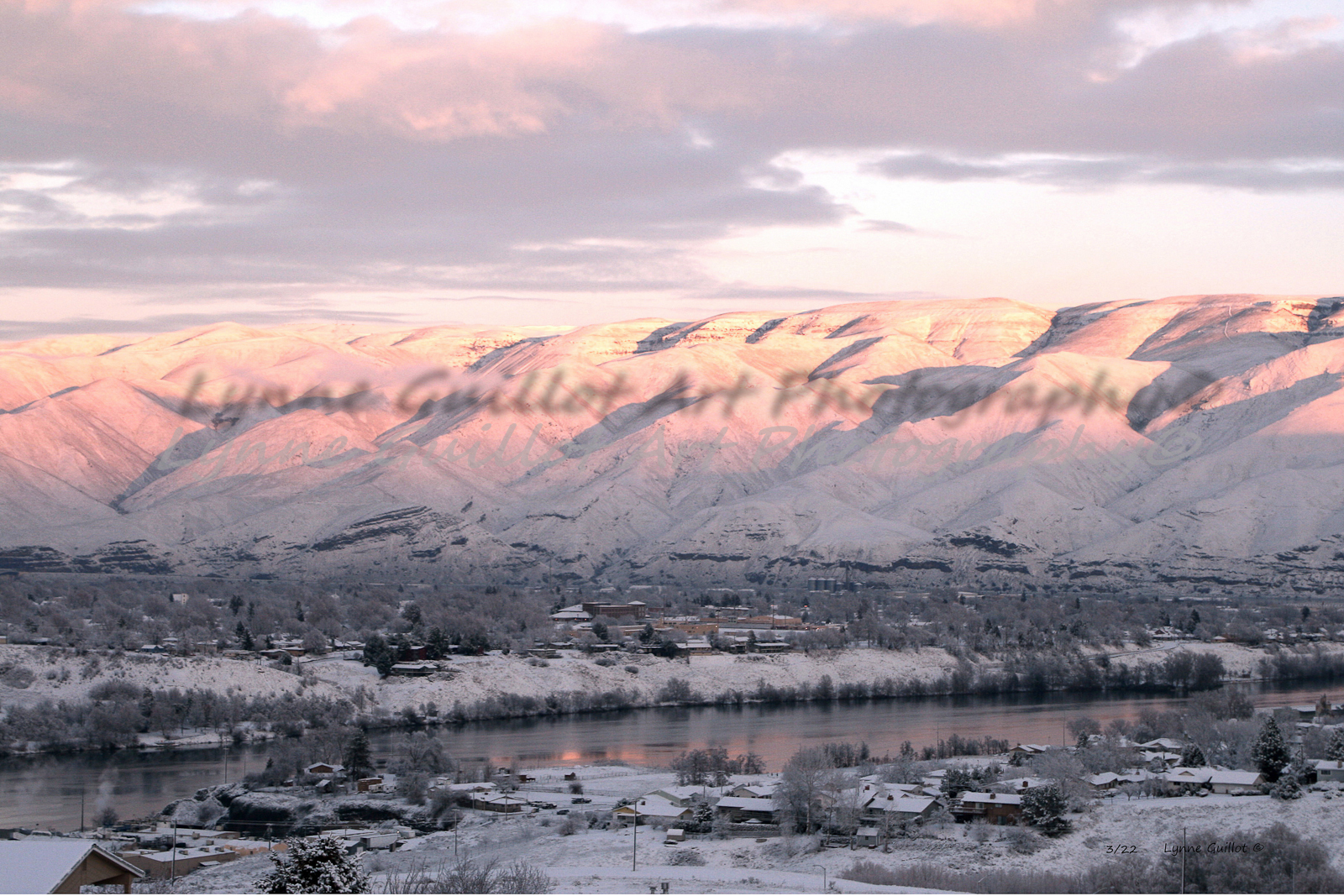The Valley - Winter