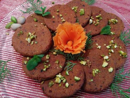 Crostini ai Pomodori secchi e Olive nere