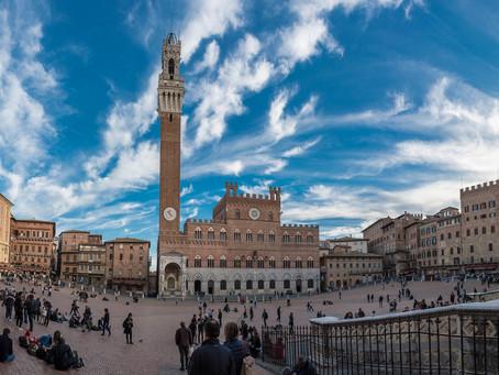 Siena: dal diario di un viaggiatore