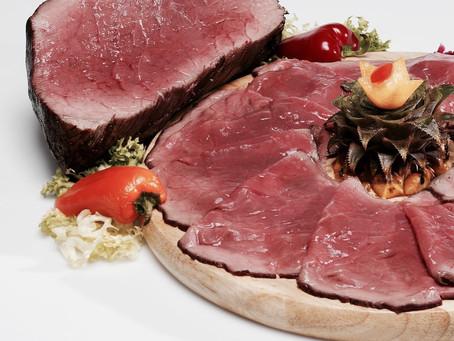 Roast Beef al Sale