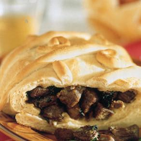 Bocconcini di filetto in crosta