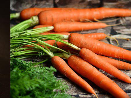 I cibi afrodisiaci: le verdure