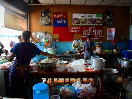 """Thailandia: """"Non il solito street food"""""""