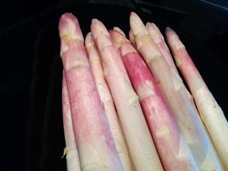 Asparago Rosa di Mezzago