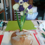 Orchidee di chips