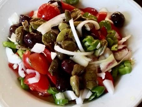 Le fresche insalate di Annetta