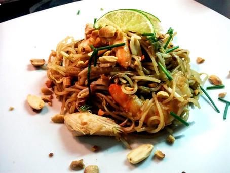 Pad Thai: la ricetta Thailandese più amata nel mondo