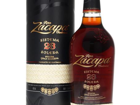 Dolci & Liquori: Ron Zacapa Centenario 23