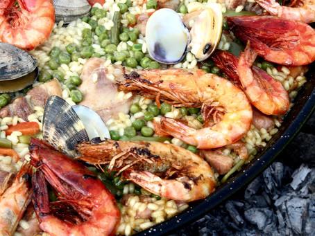 Paella: la ricetta scelta per voi