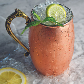 Cocktails: Moscow Mule