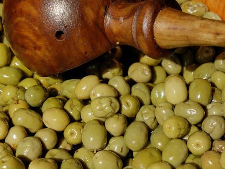 Pesto alle Olive degli antichi Greci e Romani