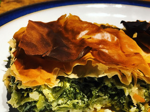 Greek evergreen: a pita pie
