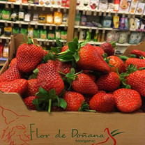 Starting into spring with strawberries!#