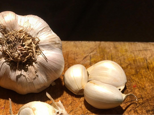 The thing about garlic