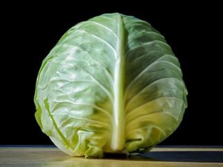 Cabbage carbonara!