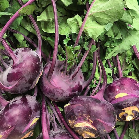 Weird_and_wonderful_#kohlrabi._Check_out