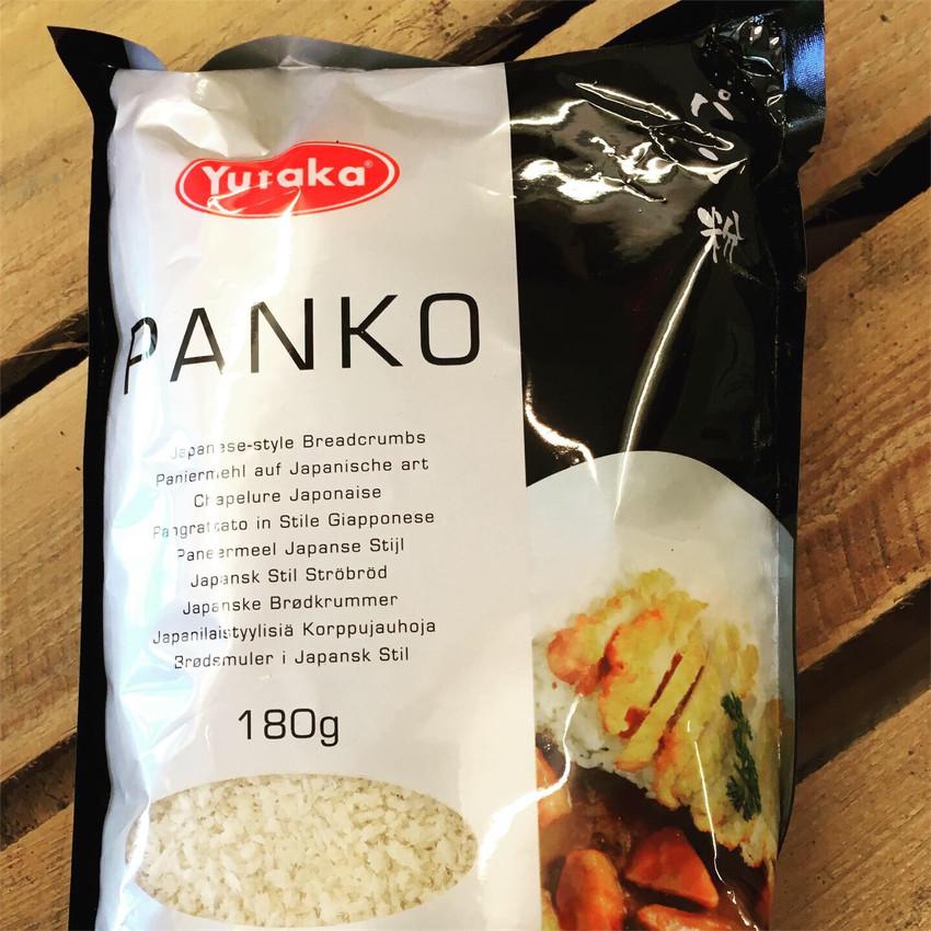 Panko crumbs
