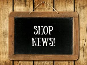 Shop news!