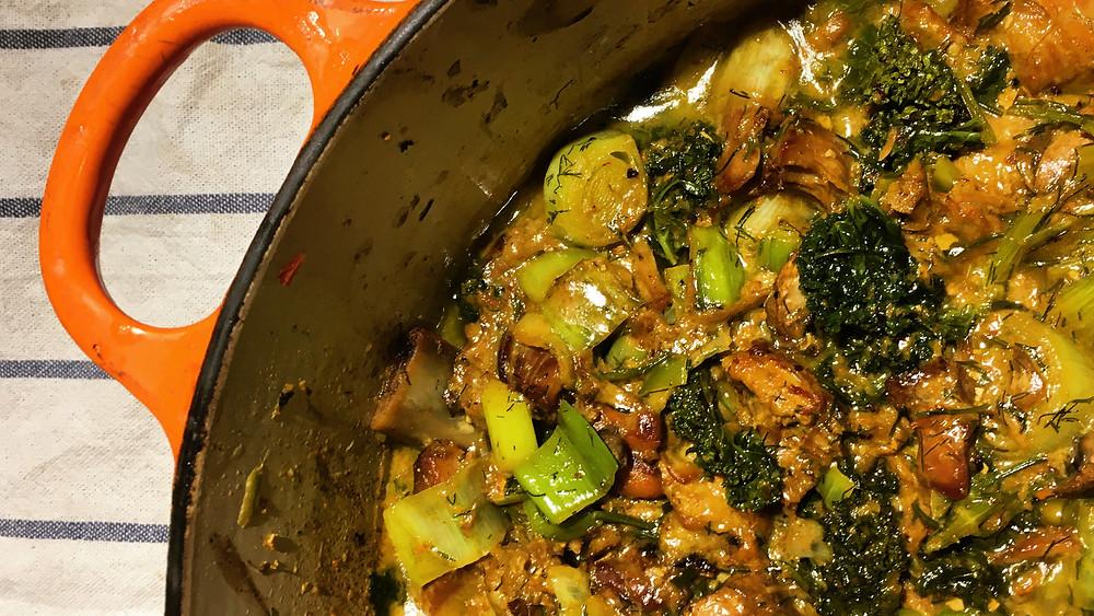 Balinese pork stew recipe