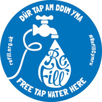Refill your water bottle