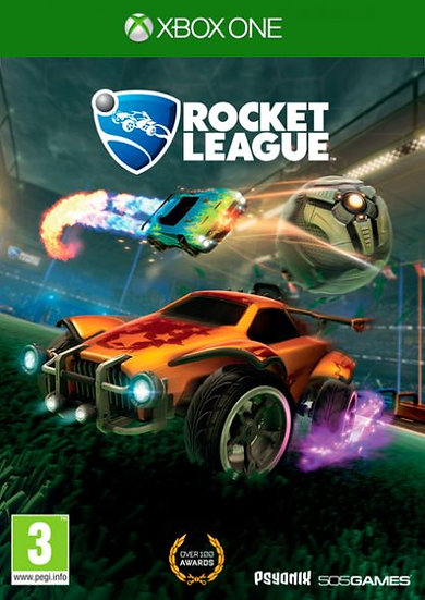 Rocket League - Jogo para Xbox One